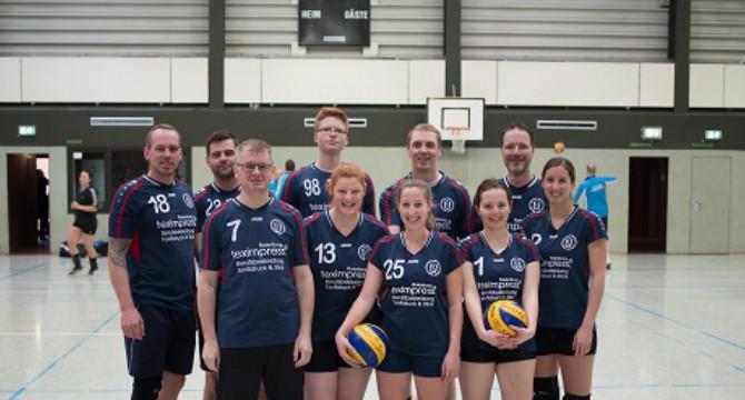 Volleyballteam SG Unterstedt