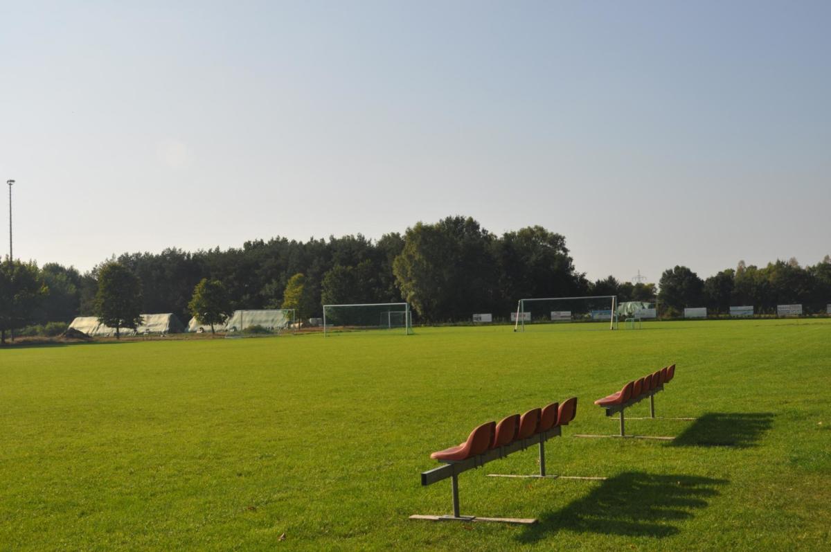 SG Unterstedt Trainingsplatz