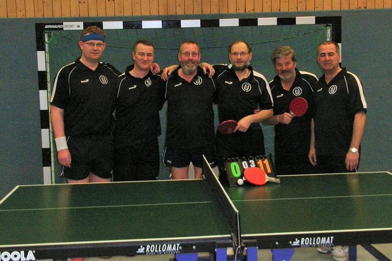 SG Unterstedt Tischtennis 1. Herren 2009